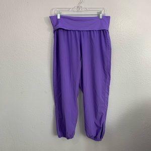 Lululemon Om Pant Purple Power Yoga